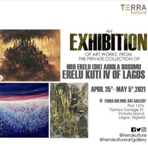 An Exhibition Of Art Works