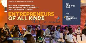 Entrepreneurs of All Kinds: The Conversation