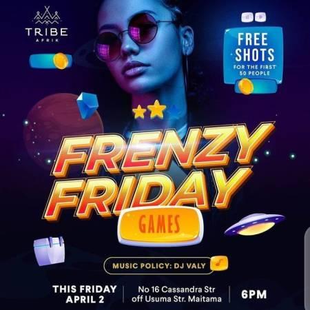 Frenzy Friday Games