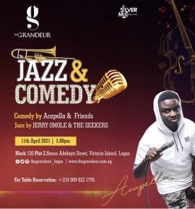Jazz & Comedy