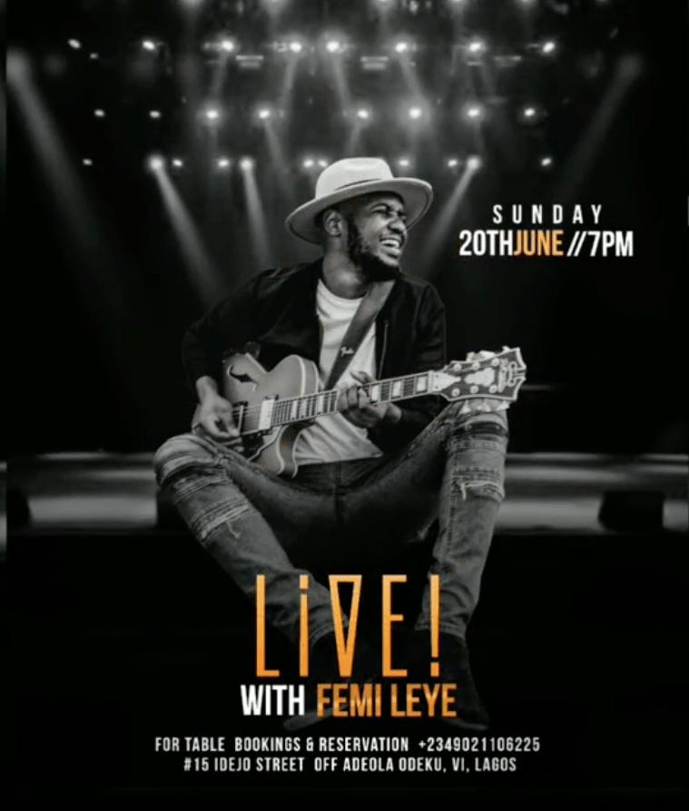 LiVE! With Femi Leye