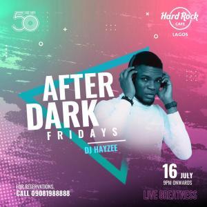 After Dark Fridays