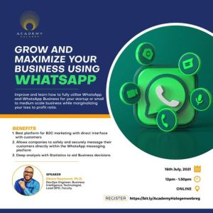 Grow And Maximize Your Business Using Whatsapp