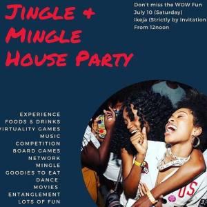 Jingle + Mingle House Party