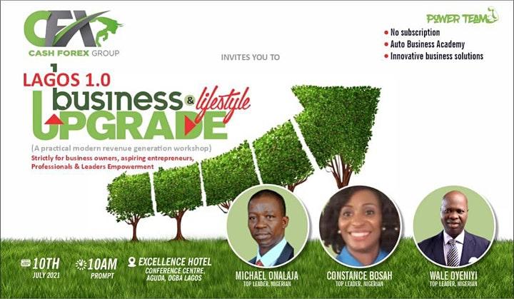 Lagos Business & Lifestyle Upgrade 1.0