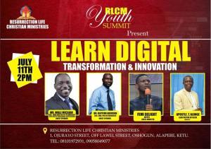 Learn Digital Transformation & Innovation