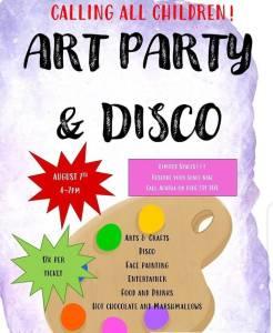 Art Party & Disco