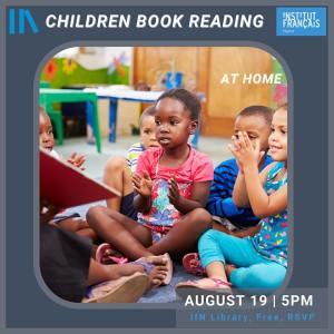 Children Book Reading