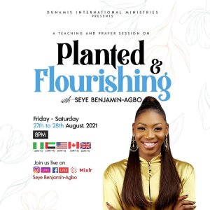 Planted And Flourishing