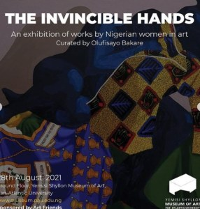 The Invincible Hands