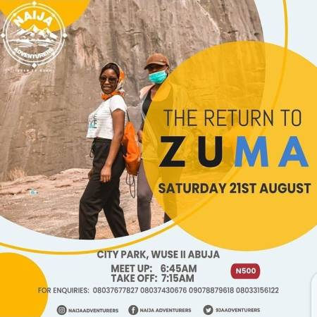 The Return To Zuma