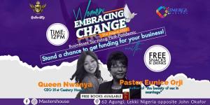 Women Embracing Change