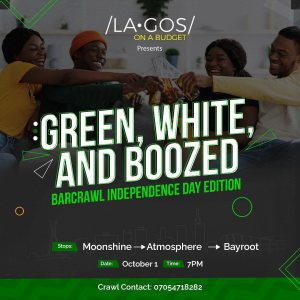 Green, White and Boozed