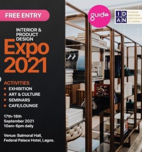 Interior & Product Design Expo 2021