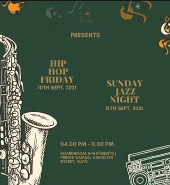 Sunday Jazz Night