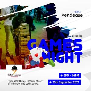 Vendease Games Night