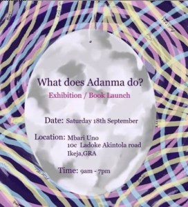 What Does Adanma Do?