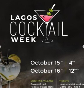 Lagos Cocktail Week
