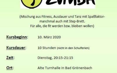 Jumping-Fitness (Dienstag)