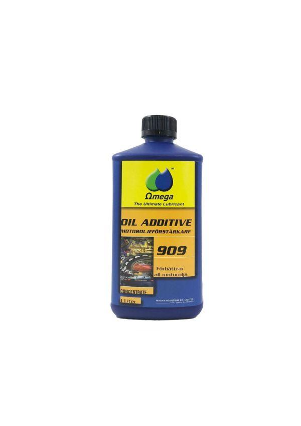 909 Omega – Super Engine Oil Additive
