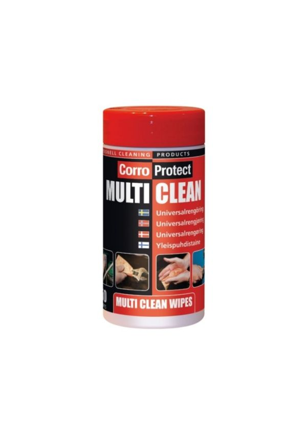 CorroProtect Multi Clean Wipes 50st
