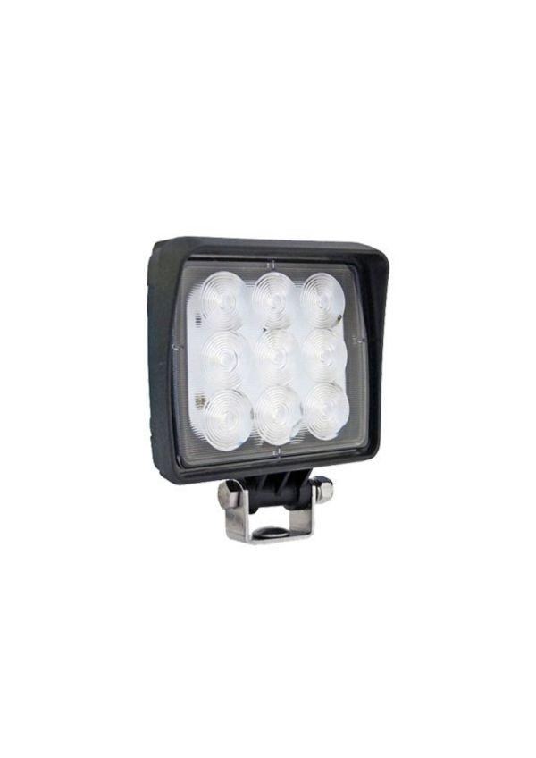 BACKBELYSNING LED 18W R23 1224V 9 DIODER