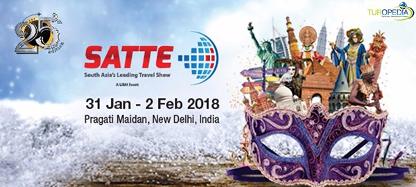 Come Visit Us in Booth C18, Hall 9  at the Satte 2018 Delhi <31 Jan - 02 Feb>