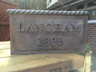 Langham Hotel Hopper Head