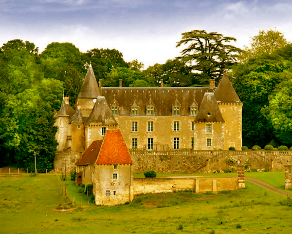 wonderful chateau in normandy france euroresalescom - HD 1311×1050