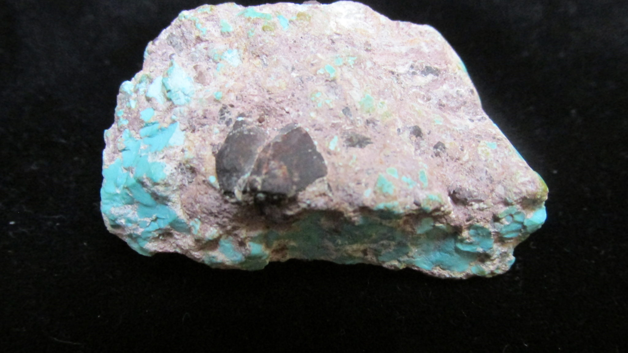 Bisbee Turquoise Cabochon From Slab Turquoise Cabochon