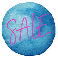 Sale button for product pics