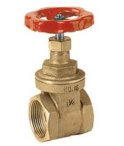 Gate Valves (Brass)