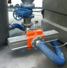 Sludge Discharge Valves (Pneumatic)