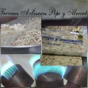 Turrón de Alicante artesano