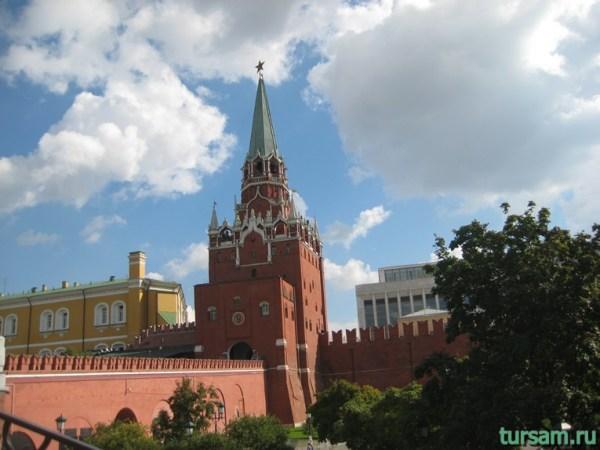 Московский Кремль достопримечательности: соборы, храмы ...