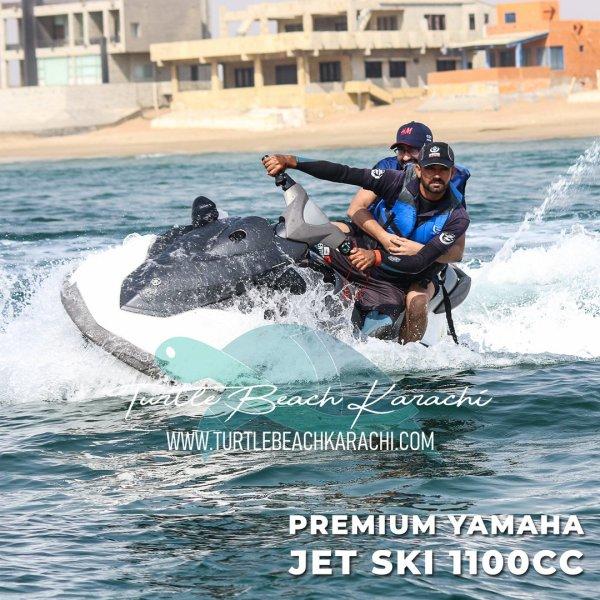 Premium Yamaha Jet Ski : VX 1100 Sport - 110 HP