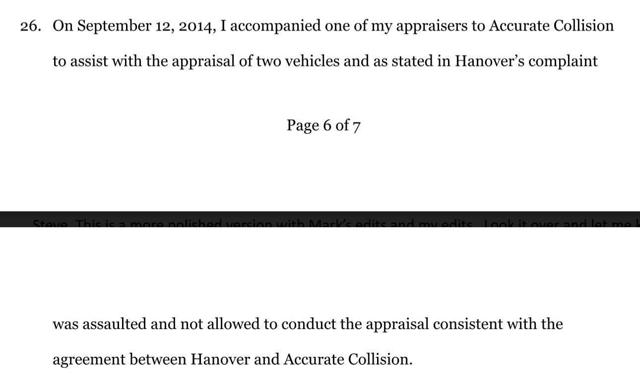 Hummus Hardo Accurate Collision Owner Adam Haddad Scams