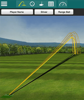 Flightscope 3D Doppler Ball and Club Tracker