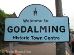 England # 6 (Godalming) 5/13