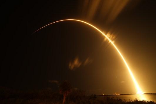 SpaceX Falcon 9 Launch, Florida