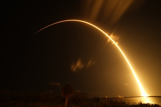 SpaceX Falcon 9 Launch, Florida