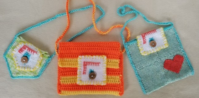 Weave & Stitch Along – Charity Project FAQ – TURTLE Looms – Hexagon