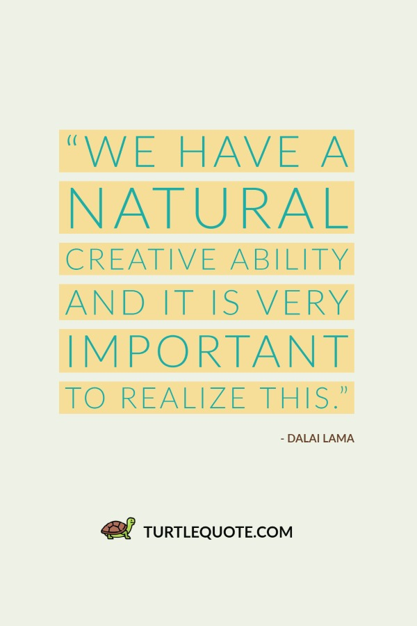 Inspiring Dalai Lama Quotes