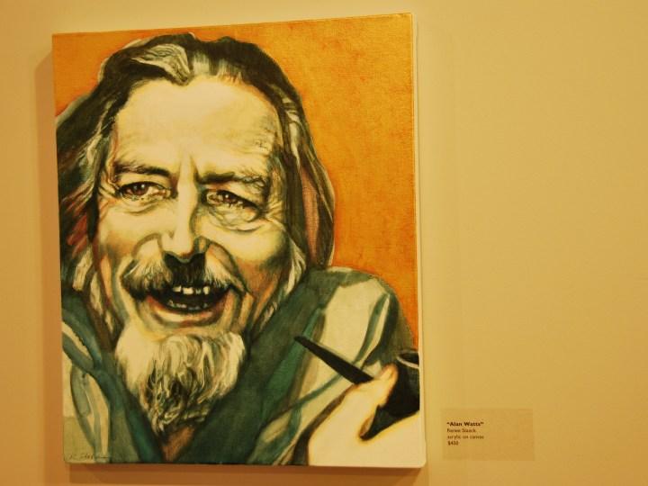 50 Famous Philosophical Alan Watts Quotes