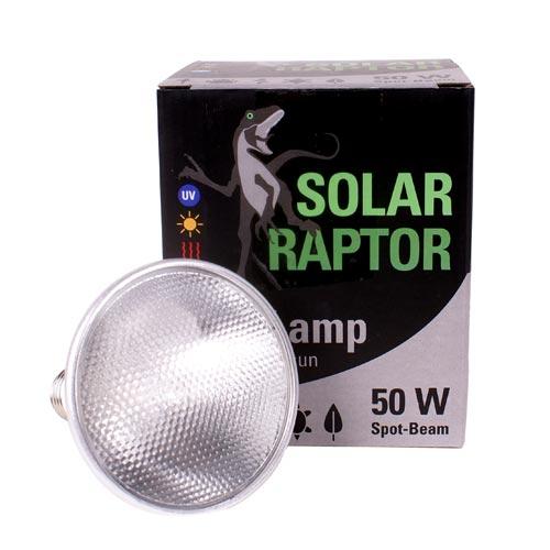 uvb solar raptor 50W
