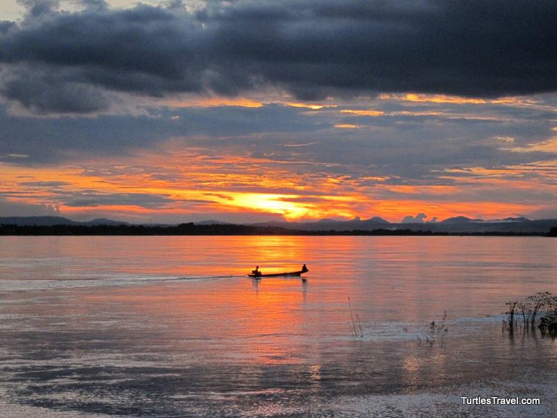 Vientiane Sunset