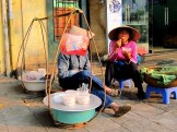 Lunch Break, Hanoi