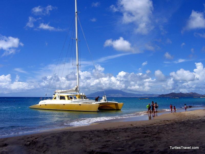 St. Kitts Island Day Sail