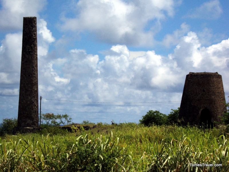 St. Kitts Old Sugar Mill