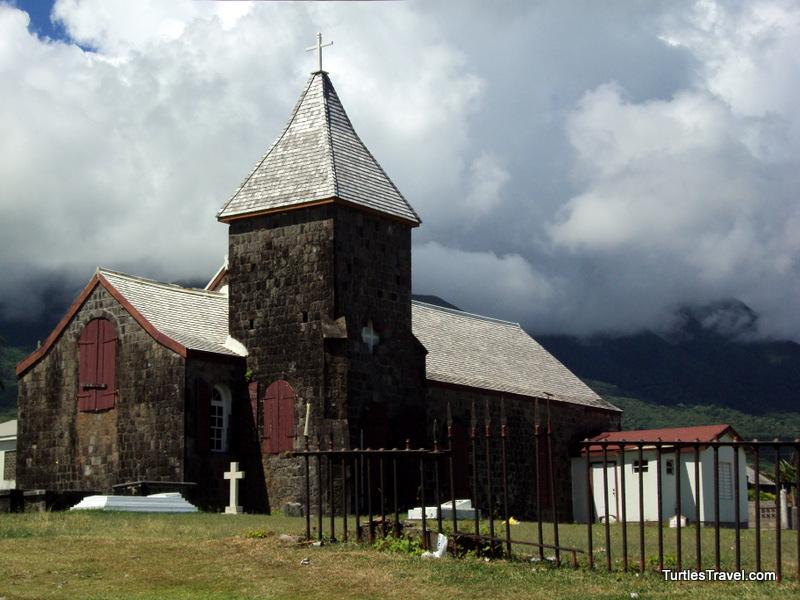 St. Kitts Scenic Church